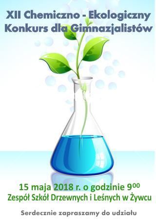 konkurs chemiczno - ekologiczny