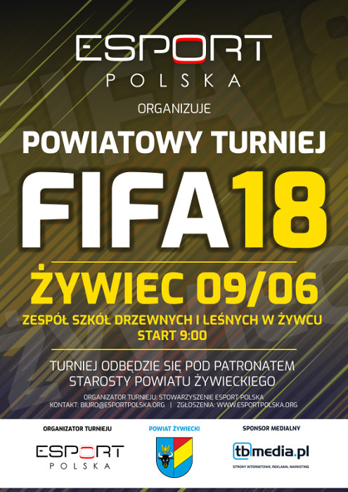 FIFA 2018 - PLAKAT