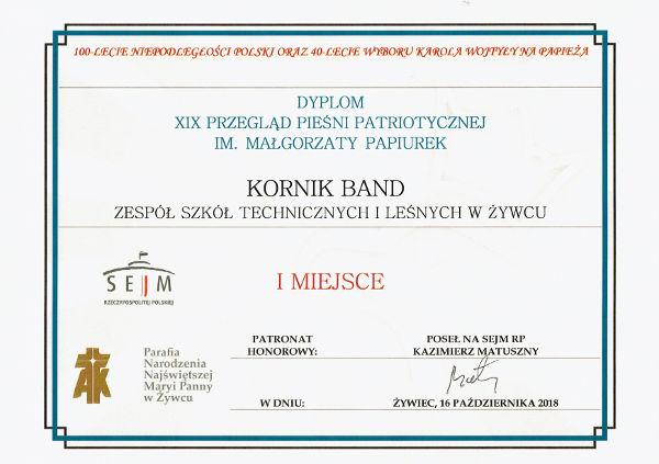 Kornik Band